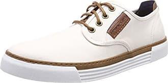 Chameau Raquette Actif 74, Oxford Chaussures À Lacets Pour Les Femmes, Blanc (blanc Cassé), 40,5 Eu
