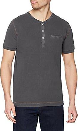 T-Shirt 1/2 318377, Camiseta para Hombre, Blau (Navy DEN 17), XX-Large Camel Active