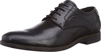 camel active Washington 11 - Zapatos de cordones para hombre, color schwarz (black), talla 44