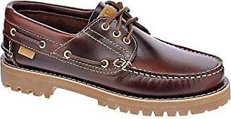 Camper Nautico, Chaussures Bateau Homme, Marron (Medium Brown 210), 46 EU