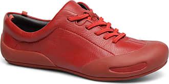CAMPER Damen Peu Senda Sneaker, Rot (Medium Red 610), 38 EU