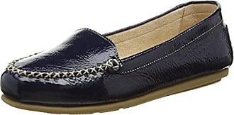 Damen Slipper, Blau (Ocean Rep Comb 814), 40 EU Caprice