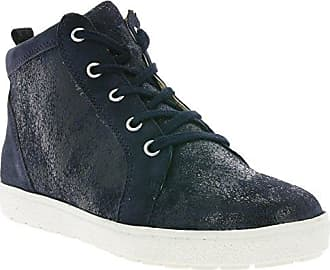 Caprice 9-9-23602-21 019, Sneakers Basses Femme, Noir (Black Comb 19), 42 EU