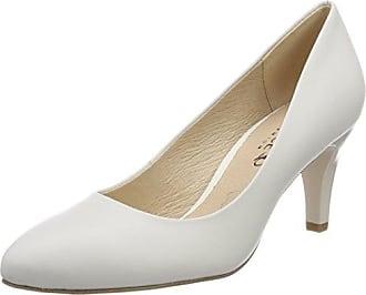 Caprice 22315, Escarpins Femme, Blanc (White Nappa 102), 39 EU