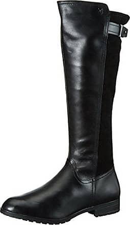 Caprice Damen 25461 Stiefel, Schwarz (Black Nappa Comb), 36 EU