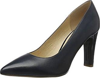22405, Zapatos de Tacón Para Mujer, Azul (Navy Nappa), 39 EU Caprice