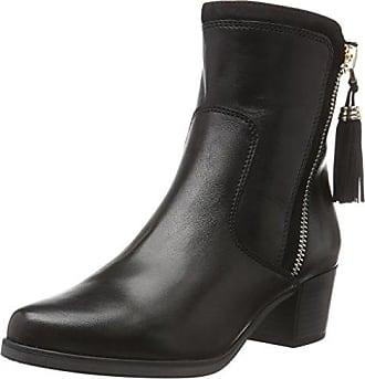 Caprice Helina Black, Schuhe, Stiefel & Boots, Chelsea Boots, Schwarz, Female, 36
