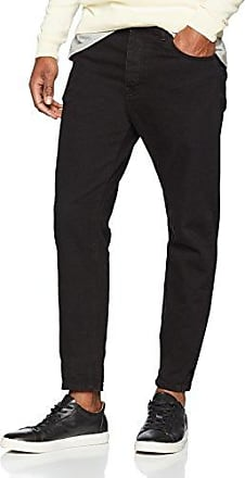 I022980, Pantalon Homme, Noir (Black Rinsed), 46 (Taille Fabricant: 30)Carhartt Work in Progress