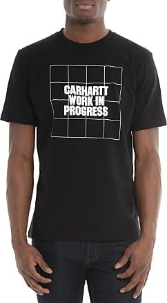 Stadium - T-shirt à carreaux - NoirCarhartt Work in Progress 8knp2ZQjZ