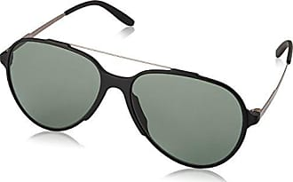 Carrera 118/S D5 GUY, Occhiali da Sole Uomo, Nero (Black Matte/Green), 57