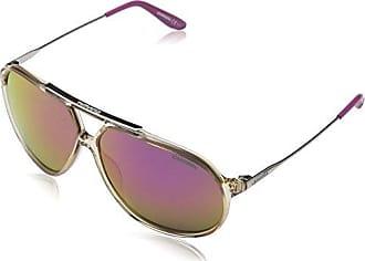 Carrera Unisex-Erwachsene 82 VQ 74F Sonnenbrille, Pink (Light Peach Pld/Pink Multilayer), 64