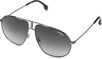 Unisex-Adults 97/S 9C Sunglasses, Blue, 57 Carrera