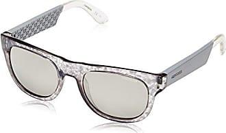 Eyelevel Herren Sonnenbrille Fusion Gr. Einheitsgröße, White (White/Red)