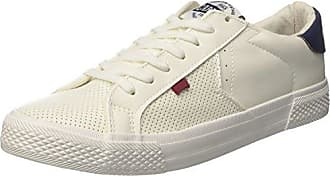 Carrera Platinum LTH, Zapatillas para Hombre, Bianco (White/Red), 42 EU