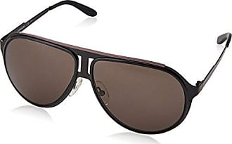 Unisex-Adults 127/S IR Sunglasses, Shn Mtte Blk, 51 Carrera