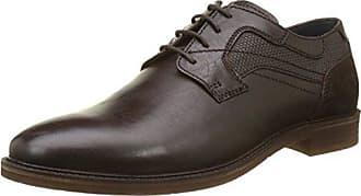 Casanovasalant - Chaussures Derby Homme, Brun (brun (brun Foncé)), 41