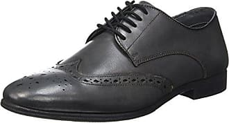 Casanova - Zapatos de Cordones de Otra Piel Hombre, Gris (Gris (Gris)), 42 EU Casa Nova