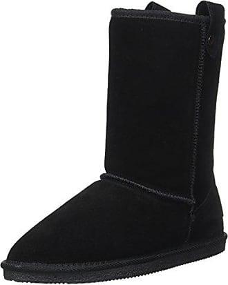 Cassis Cote DAZUR Elmie, Botas Plisadas para Mujer, Noir (Noir), 37 EU Cassis côte d'azur