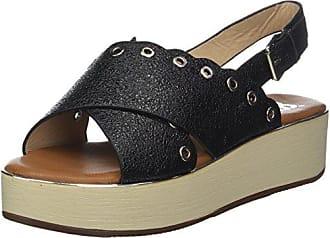 CASSIS COTE D'AZUR Damen Coby Slip on Sneaker, Schwarz (Noir), 41 EU
