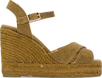 Sandals for Women On Sale, By Manolo Blahnik, Black, Rope, 2017, 2.5 3.5 4.5 5.5 7.5 8.5 Castaner