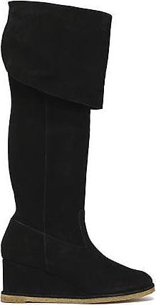 Casta?er Woman Shearling Boots Black Size 37 Castaner g9gQGQ4gI