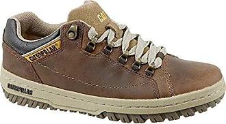 CAT FOOTWEAR Schuhe - APA oxford P711584 - dark beige, Größe:45 CAT