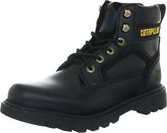 Cat Footwear STICKSHIFT P712702 - Botas de cuero para hombre, color negro, talla 45 CAT