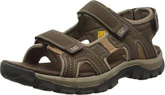 Teva Terra FI Lite Leather M's, Sandales de Randonnée Homme, Marron (BRN), 47 EU (12 UK)