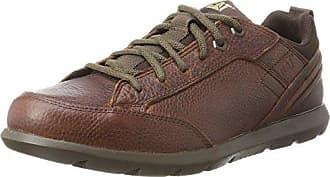 Caterpillar Instruct, Sneaker Uomo, Marrone (Mens Coffee Mens Coffee), 41 EU