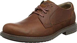 Cason, Zapatos de Cordones Derby para Hombre, Dorado (Mens Artisans Gold), 46 EU CAT