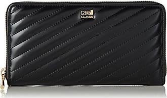 Cavalli Class CAVALLI CLASS Celebrity, Portefeuilles femme, Schwarz (Black), 1x10x19.5 cm (B x H T)