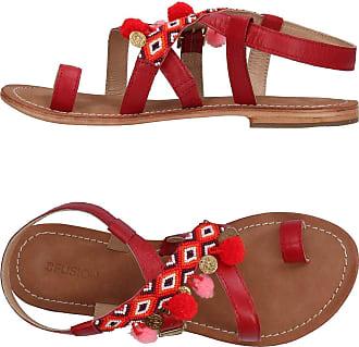 Chaussures - Sandales Entredoigt De Fusion Cb sMB9pi