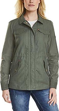 200442, Blouson Femme, Vert (Smoky Khaki 11094), SmallCecil