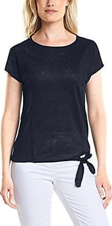 311996 Naemi, T-Shirt Femme, Bleu (Deep Blue 20128), XLCecil