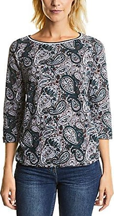 Fat Face Hannah Sunset Paisley, Camiseta para Mujer, Blanco, 36
