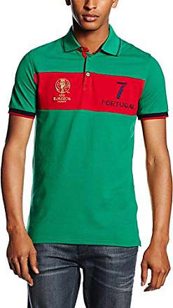 Celio Ldeuefa, Polo Homme^Homme, Rouge (Red), Medium (Taille Fabricant: M)