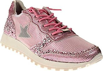 Sneaker, mit Lasercut, rosa, EURO-Größen, rosé Cetti