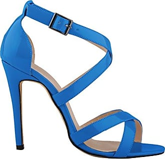 CFP , Damen Sling Backs , blau - himmelblau - Größe: 35