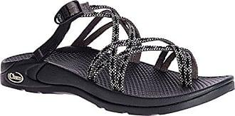 Chaco Women's Zong X Ecotread Sport Sandal, Fizz Black, 5 Medium US