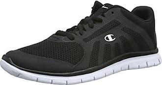 Champion Herren Low Cut Shoe Legacy Nylon Embo Laufschuhe, Schwarz (New Black KK001), 44 EU