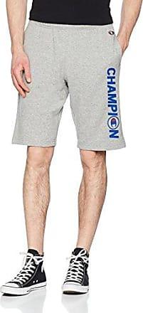 Champion Shorts para Mujer, Pantalones Cortos Baratos en Rebajas, Negro, Algodon, 2017, 38 40 42