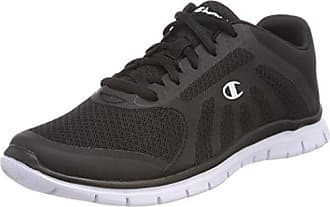 Champion Low Cut Shoe Alpha, Scarpe Running Donna,Nero (Black/White Kk006),40.5 EU