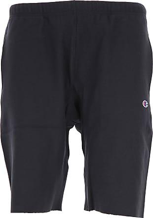 Pants for Men On Sale, Black, Nylon, 2017, L M Champion