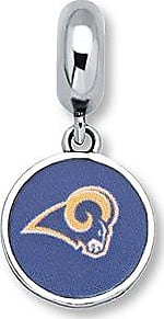 Charmed Memories Los Angeles Rams Charm Sterling Silver QQ18Tq