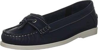 Jessa - Mocasines para mujer, color azul marino, talla 37 Chatham Marine