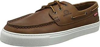 Elba, Chaussures Bateau Homme, Marron (Tan 008), 44 EUChatham Marine