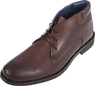 Chatham Herren Gable Desert Boots, Schwarz (Schwarz), 31