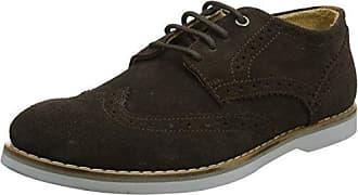 KOS, Zapatos de Cordones Brogue para Hombre, Marrón (Brown 006), 44 EU Chatham Marine