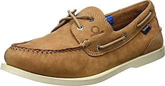 Chatham KOS, Zapatos de Cordones Brogue para Hombre, Azul (Navy 005), 45 EU
