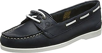 Archer, Chaussures Bateau Homme, Bleu (Navy 002), 45 EUChatham Marine